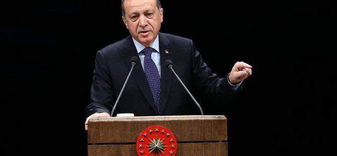 Cumhurbaşkanı Erdoğan: FETÖ, baskıcı bir eğitim politikasının ürünüdür
