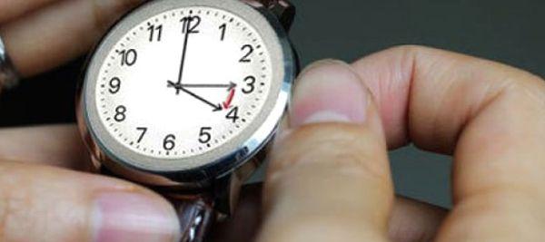 Yaz saati uygulaması için bakanlık harekete geçti