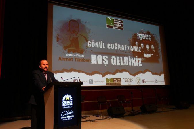 Gebze'de Gönül Coğrafyasını yeşerten program