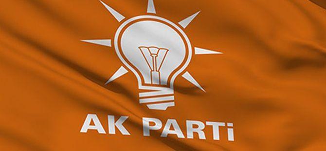 Pazar günü AK Partililer düğünde bir araya gelecek