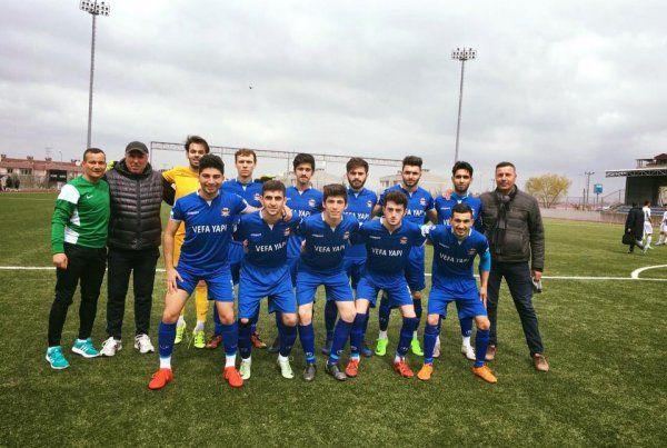 2.Küme U-19'larda İlimtepe FK farkı açıyor