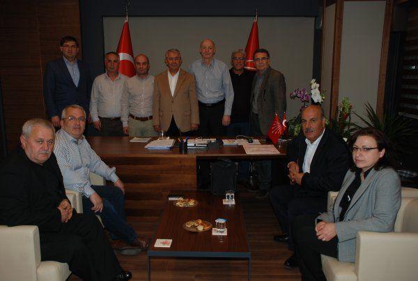 MMO'dan CHP'ye kutlama