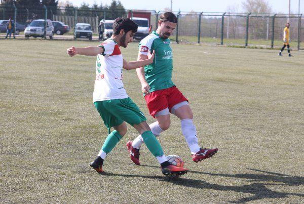 Nusretiye 4 maç sonra kazandı:6-0