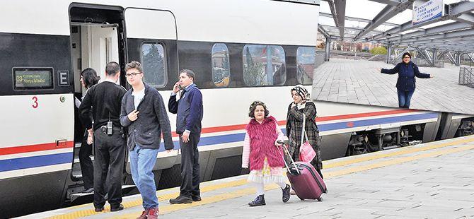 Banliyö Treni Mayıs'a kaldı