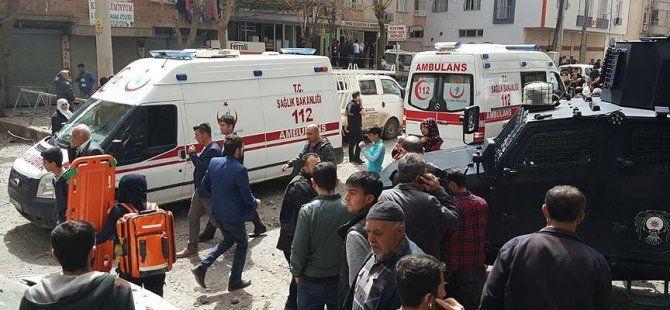 Diyarbakır'da panzer onarımı sırasında patlama: 4 yaralı