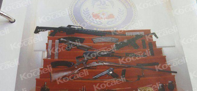 Çayırova'da operasyon! 5 gözaltı