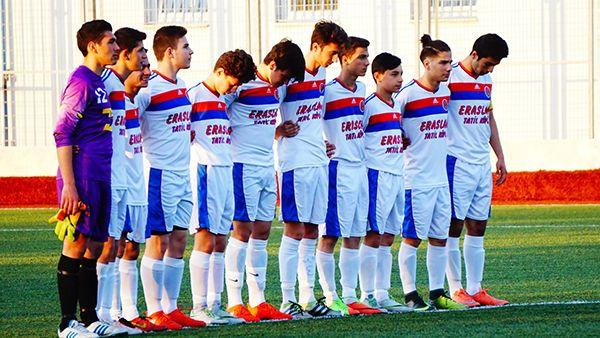 U-16 Ligi Play-Off'ta ikinci yarı başladı