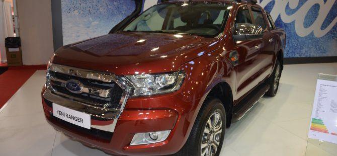 Ford, yeni modellerini Kocaeli'de tanıttı