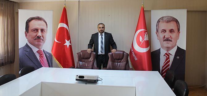 Serhat Duyar, yeni il binasını tanıttı