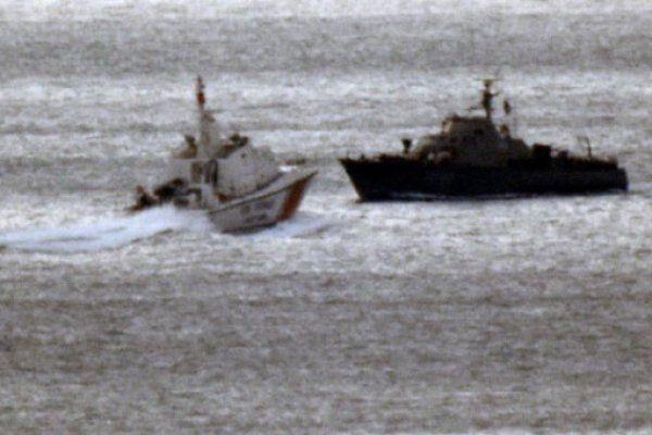 Kocaeli'ye gelen Türk gemisine ateş açıldı