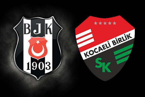Beşiktaş ile Kocaeli Birlik anlaşamadı
