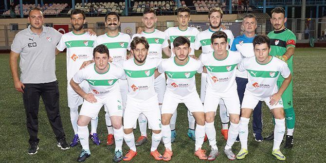 Başkanlık Kupası'nda yarı final maçları çarşamba günü