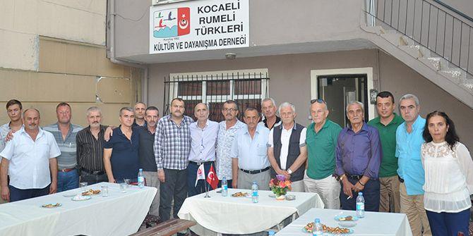 Rumeli Türkleri 3'ncü gün bayramlaştı