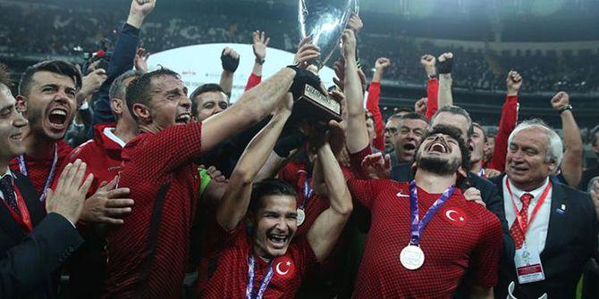 Avrupa şampiyonu Türkiye