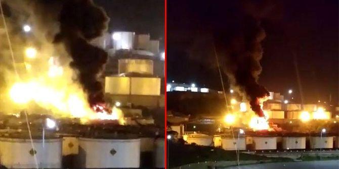 Dilovası'nda fabrikada patlama