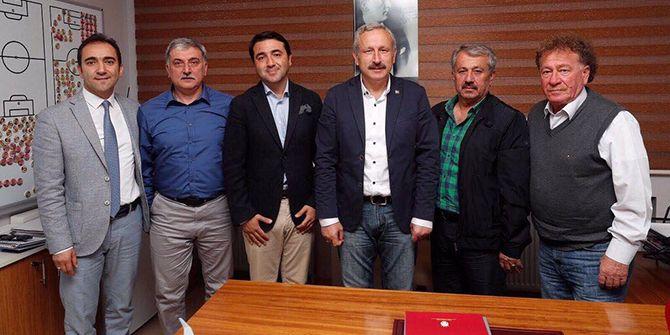 Galatasaray, Belediye Derincespor ile altyapı anlaşması imzaladı
