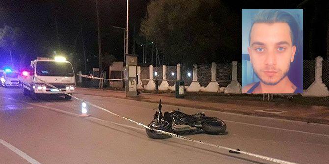 25 yaşındaki Berat kazada hayatını kaybetti
