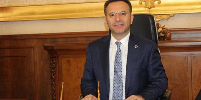 Vali Aksoy, Gazeteciler Günü'nü kutladı
