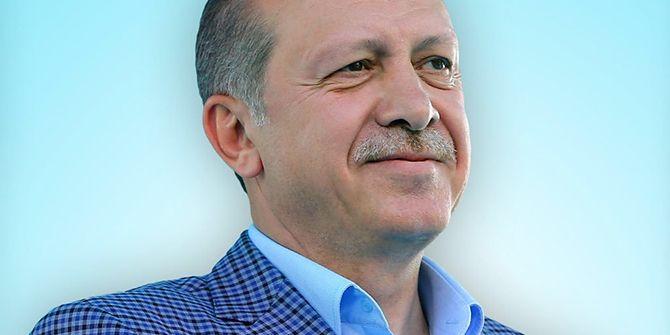 Cumhurbaşkanı Erdoğan seferberliği