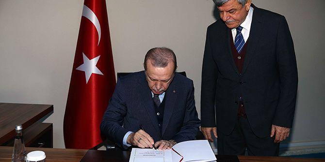 İzmit Metro Projesi için Cumhurbaşkanı'ndan destek istedi