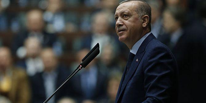 Cumhurbaşkanı Erdoğan'dan flaş mesajlar