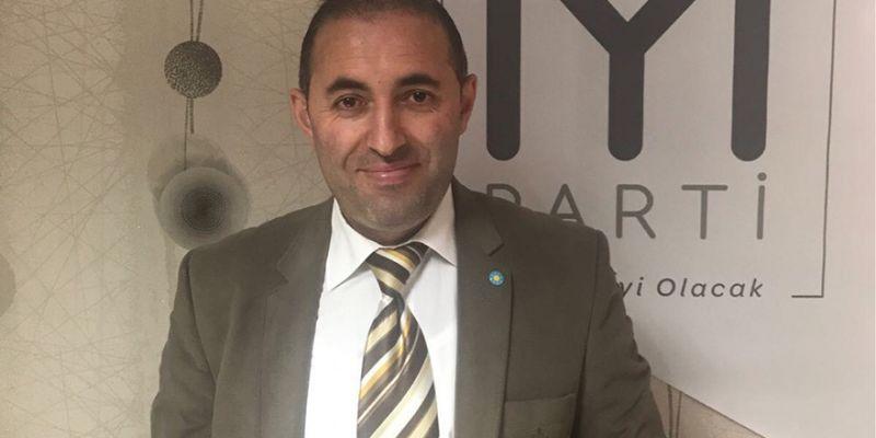 İYİ Parti Darıca'da Korkmaz seçilmiş başkan