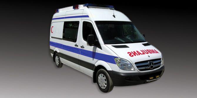 Karamürsel'de hasta nakil aracı sıkıntısı