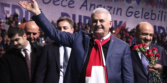 """Başbakan Yıldırım: """"Kocaeli, ittifakı kurmuş"""""""