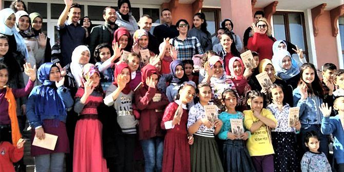 Okuma Sanatı, bin 500 kitapla Konya'da