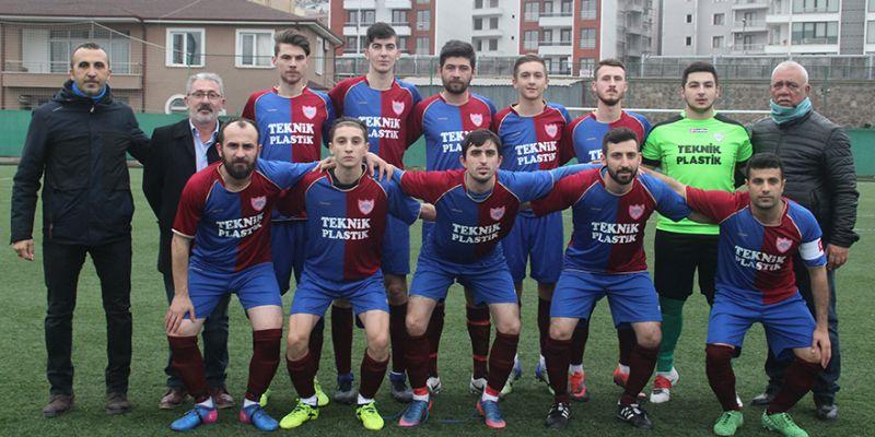 Yenidoğan Serdarspor, Tekin Uygur'a minnettar