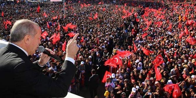 Cumhurbaşkanı, Diyarbakır'da müjdeyi verdi: Sona geldik
