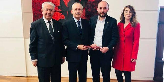 Kılıçdaroğlu ile iki haftada iki görüşme