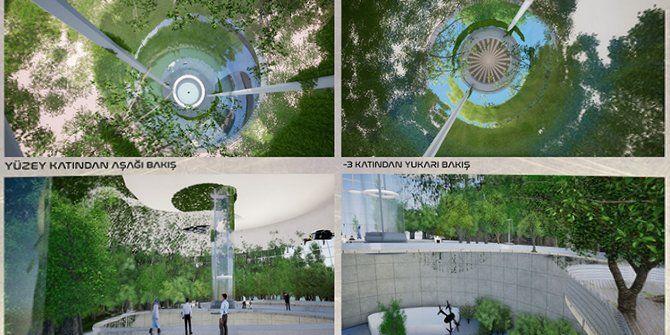 KOÜ Mars'taki ilk şehirlerin projelerini üretti
