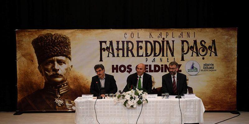Çöl Kaplanı Fahreddin Paşa, Kartepe'de anlatıldı
