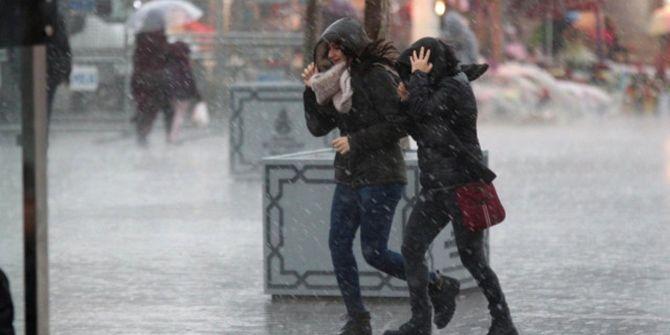 Kocaelililer dikkat! Sıcaklık azalacak yağış geliyor