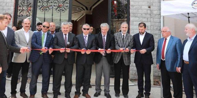 Mustafa Efe Kültür Merkezi açıldı
