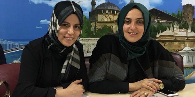 AK Kadınlarda İl SKM Başkanı belli oldu