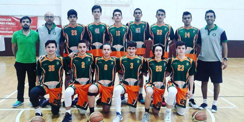 Kocaeli Basket U16 iyi başladı