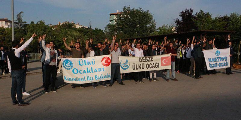 Ülkücüler, Türkçülük Günü'nü kutladı