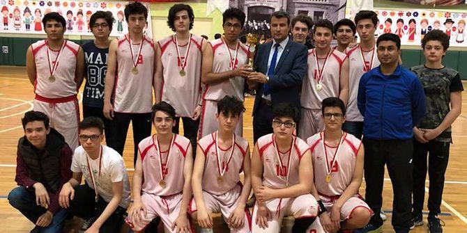 Körfez Atatürk AL şampiyon