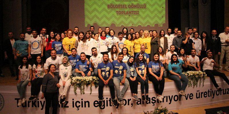 TEGV Gönüllüleri Kocaeli'de buluştu