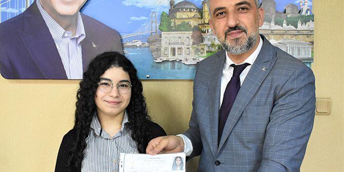 Türkiye'nin en genç vekil adayı Kocaeli'den