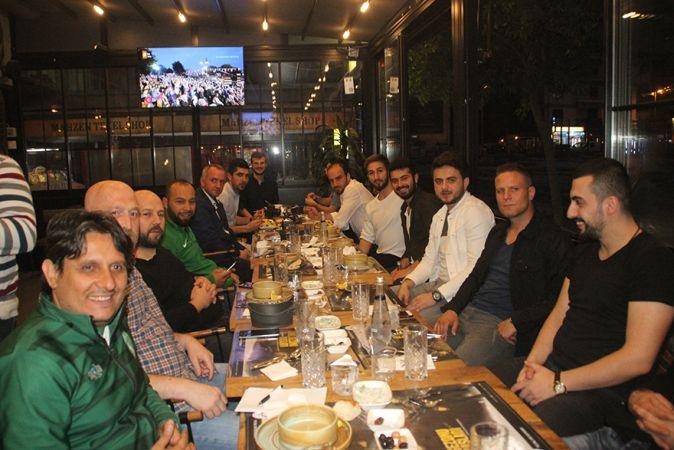 Yahya Kaptan GBsezonu iftarla bitirdi