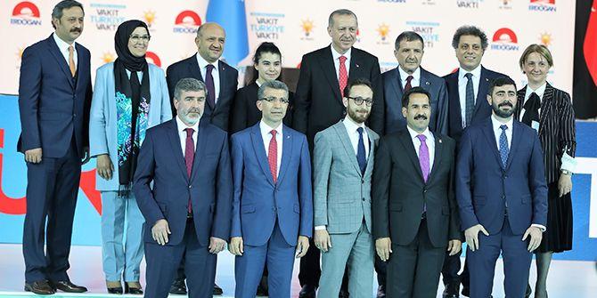 AK Parti'de iftarlı aday tanıtımı