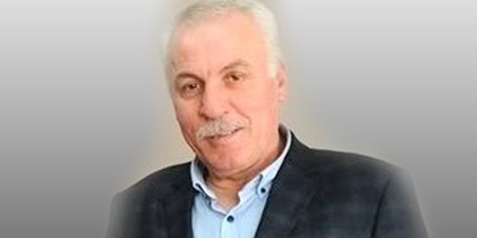 AK Partili eski başkan vefat etti