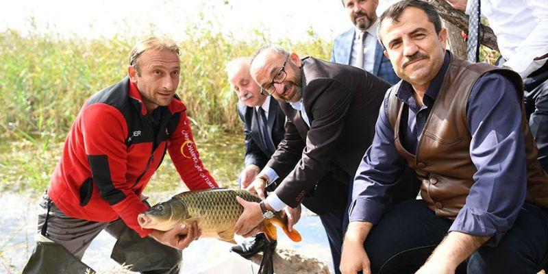 İşte yarışmanın en büyük balığı