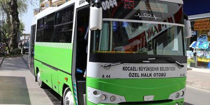 İzmit'e yeni otobüs hattı! Seferler yarın başlıyor