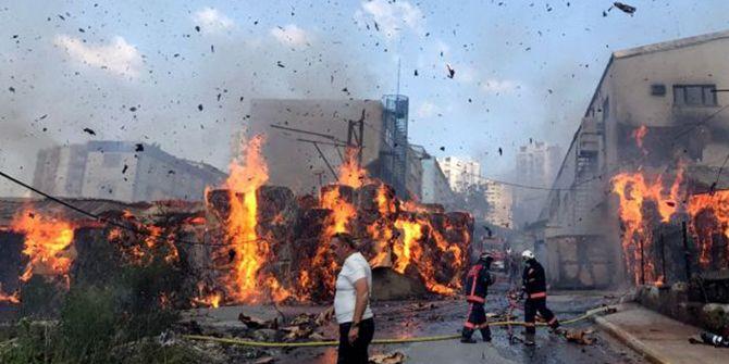 İki yılda 300'den fazla yangın: 'Sigortalatıp fabrikayı yakıyorlar'