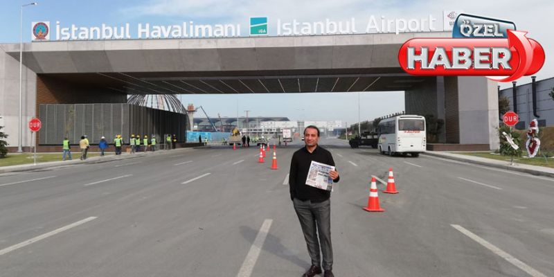 İzmit-İstanbul Havalimanı arası 1,5 saat