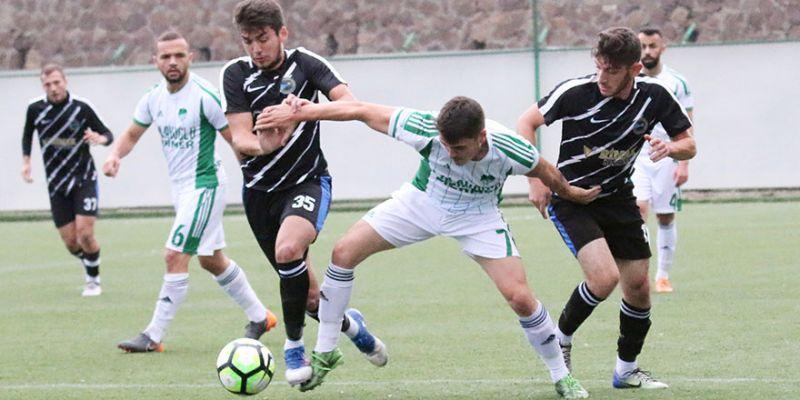 Güneşspor Play-Off hattında:2-4